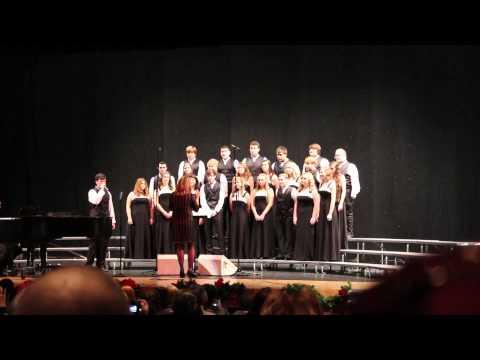 Walker Valley High School Chamber Choir-Pentatonix style 2014