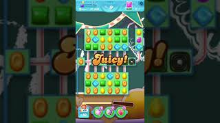 Candy crush Soda Saga level 1297.