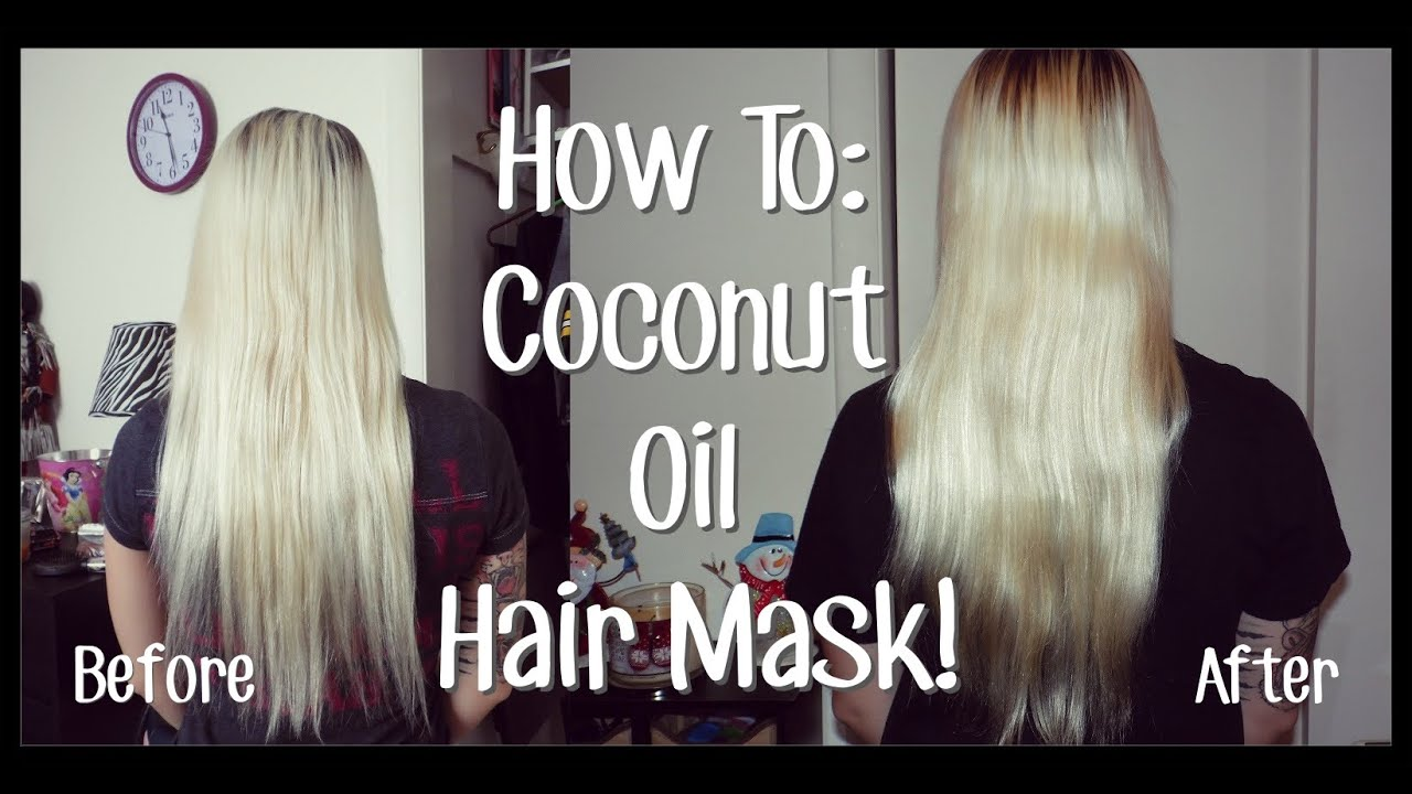 Overnight Natural Hair Treatment