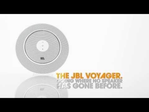 JBL Voyager Portable Wireless Home Speaker