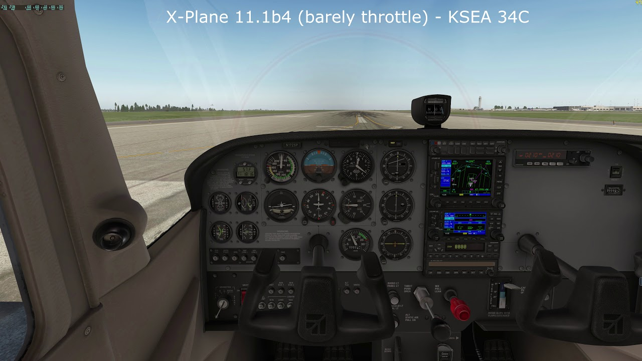 XP11] Severe pulling to the left? Try this  - The X-Plane