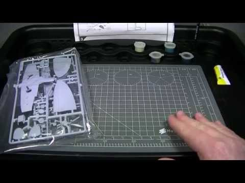 How To: Airfix 1:72 Supermarine Spitfire Mk1a Starter Set