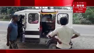 [ Sultanpur ] सुल्तानपुर में ट्रैक्टर की चपेट में आने से घायल बालिका की इलाज के दौरान हुई मौत