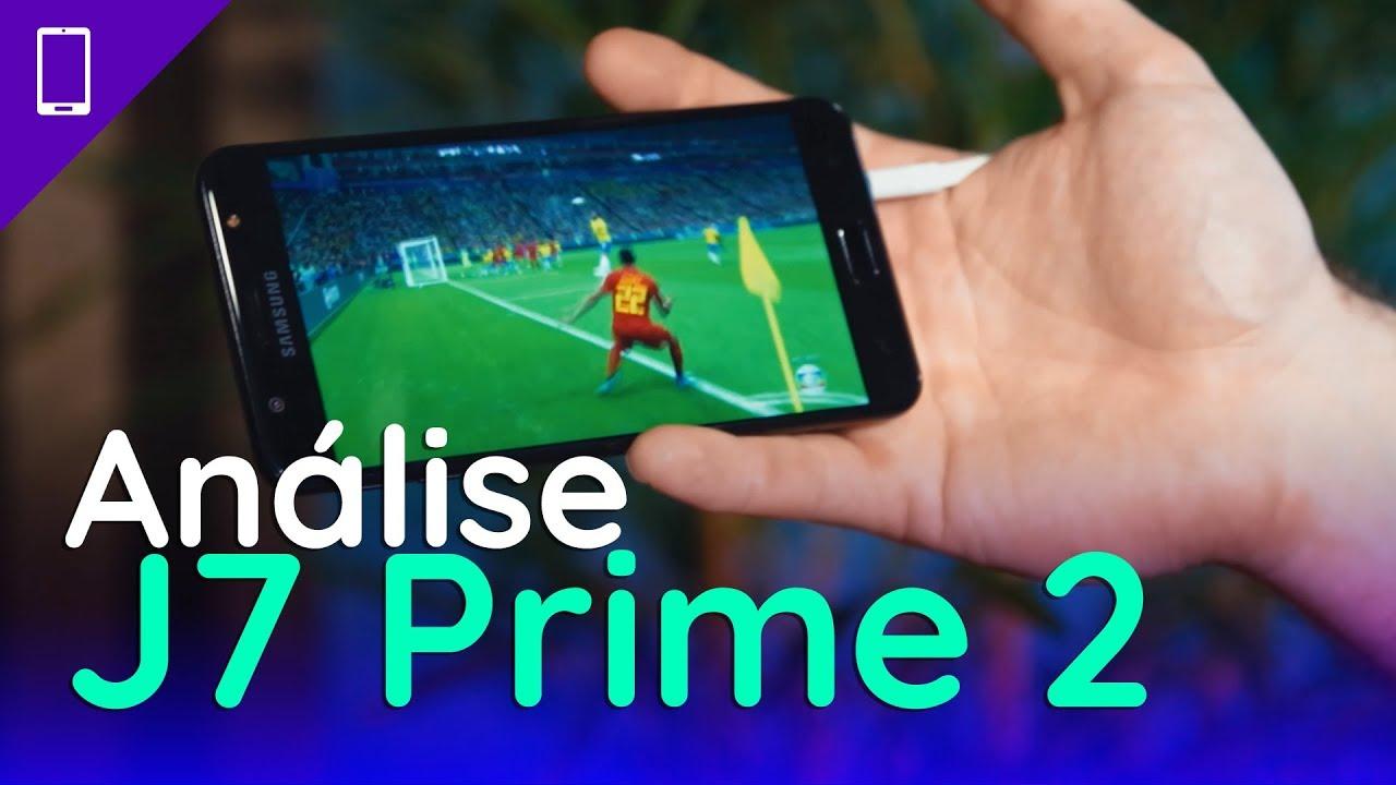 b9bc1796d Samsung Galaxy J7 Prime 2 - TV digital é seu grande diferencial ...