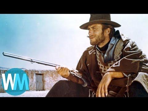 Top 10 Western Movie Heroes