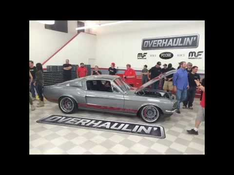 Behind the Scenes of Overhaulin Marcus Luttrell with Torq'd Design