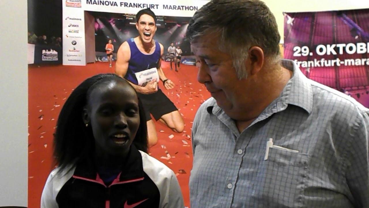 Vivian Cheruiyot eyes fast race in Frankfurt