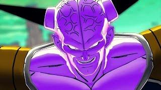 Dragon Ball Xenoverse HD Textures/Shading All Cutscenes Ginyu Force Saga