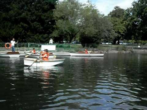 Schön Valentines Park Boating Lake