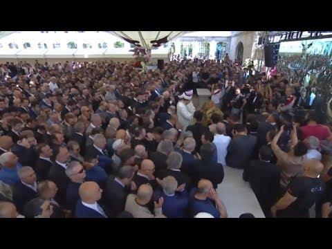 Erdoğan Demirören Düzenlenen Cenaze Töreniyle Son Yolculuğuna Uğurlandı