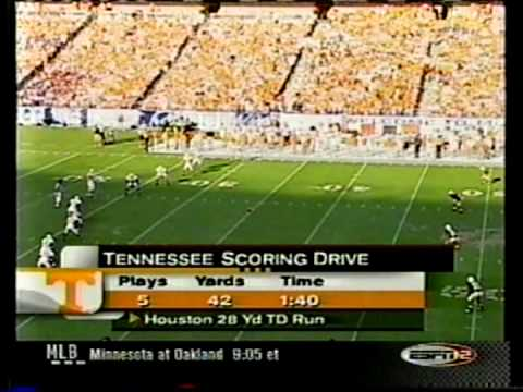 2002 Tennessee vs. Wyoming