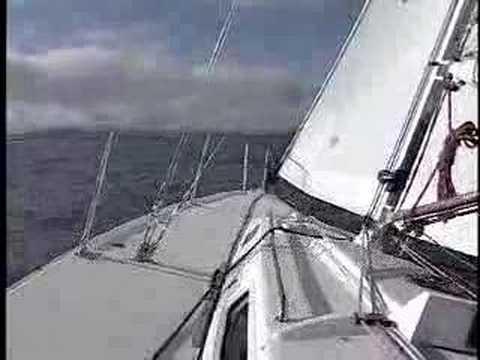 OCSC Sailing- San Francisco Bay:  Willie Monroe Feature