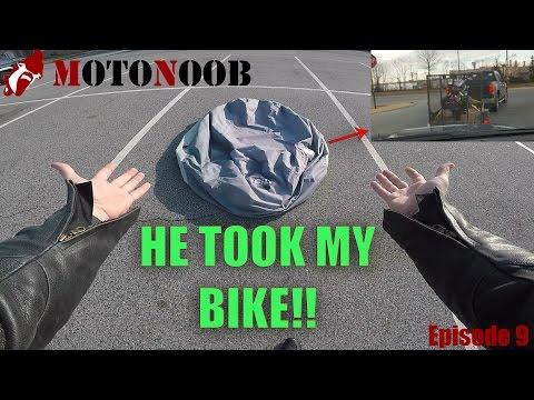 He Took My Bike! (Huge Reveal!!!)