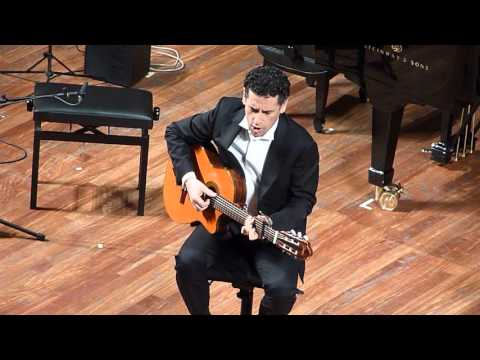 "Juan Diego Flórez ""La flor de la canela"""