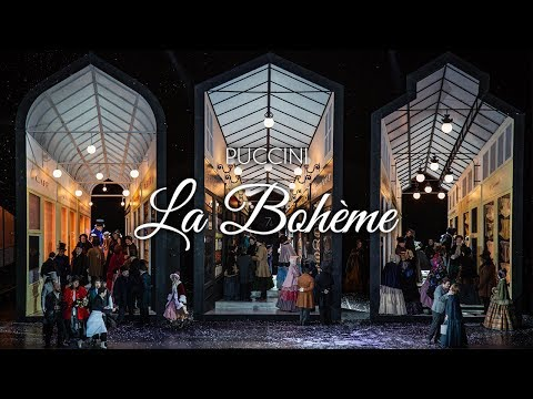Puccini's LA BOHÈME at Lyric Opera of Chicago // On stage October 6 -20