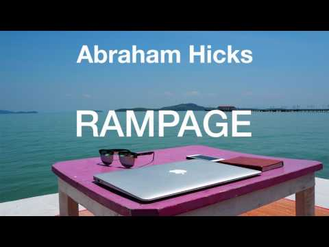 Abraham Hicks - Self Employment Rampage (2017) With Music