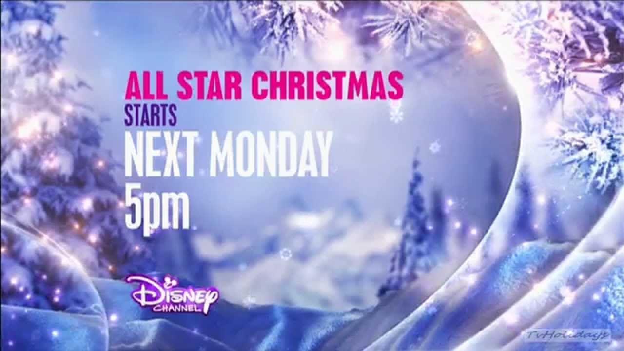 disney channel uk all star christmas advert 2014 - Disney Channel Christmas