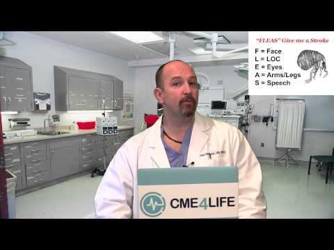 NIH Stroke Scale Mnemonic