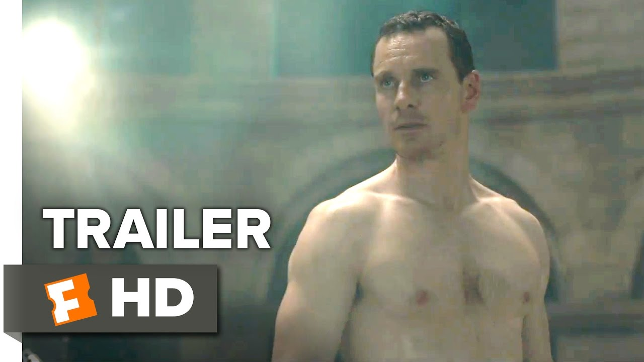 Assassin S Creed Official Trailer 3 2017 Michael Fassbender