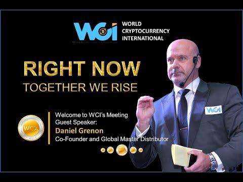 WCI - INTRODUCTION MEETING - Toronto November 7, 2017
