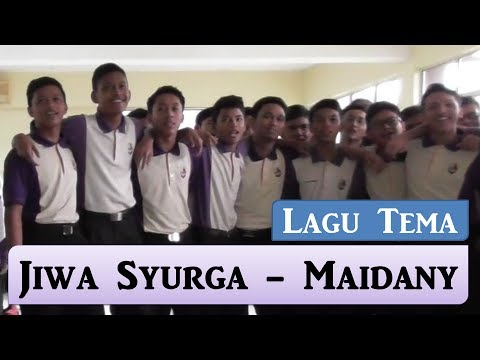 Jiwa Syurga - Maidany  (Nyanyian Lagu Tema, Integomb, Jun 2017)