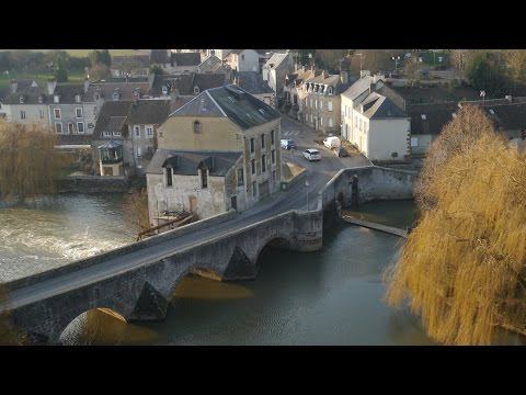 Vues sur Loire : Balade en Sarthe