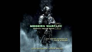 Modern Warfare 2 Soundtrack - 40 Just Like Old Times Resimi