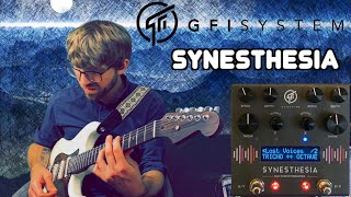 Writing Songs With the GFI System SYNESTHESIA + 15 New Algorithms