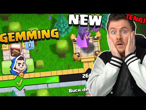 GEMMING the ENTIRE Goldpass to unlock NEW QUEEN Skin in Clash of Clans