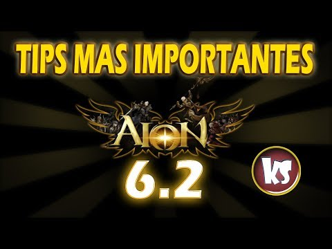 #AION 6.2 - TIPS IMPORTANTES y NOTAS DEL PARCHE || Killersamus Games