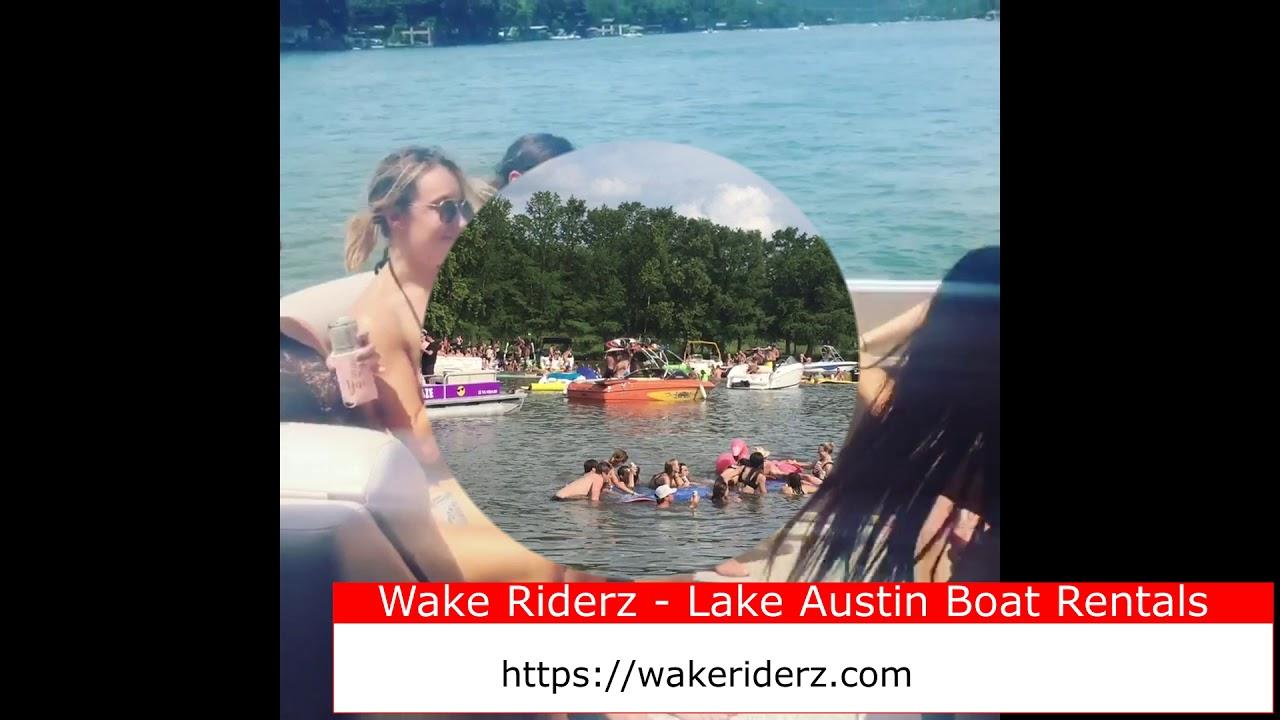 Lake Austin Boat Rentals Lake Travis Boat Rentals