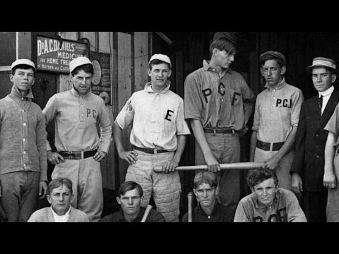Vintage baseball, Dreamplex, Lady Lake, Zach Marks, Mini Cows