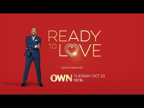 Is Tommy Ready For Prime Time Not At >> Introducing Ready To Love A New Dating Series From Will Packer