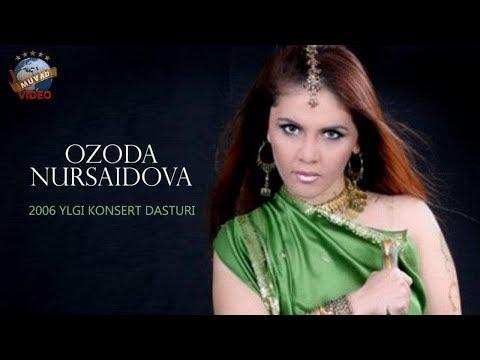 Ozoda Nursaidova - 2006 yilgi konsert dasturi
