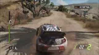 WRC 5 FIA World Rally Championship - Gameplay -  GUANAJUATO MEXICO (PC HD)