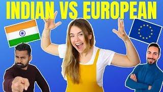 Indian Boyfriend vs European Boyfriend