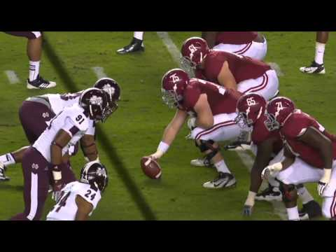 Barrett Jones - OL - Alabama