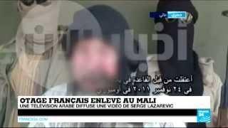 Mali : l'otage français Serge Lazarevic apparaît dans une vidéo