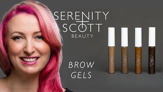 Serenity Scott Brow Gels Thumbnail
