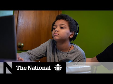 CBC News: The National: Students with learning disabilities face additional virtual learning challenges