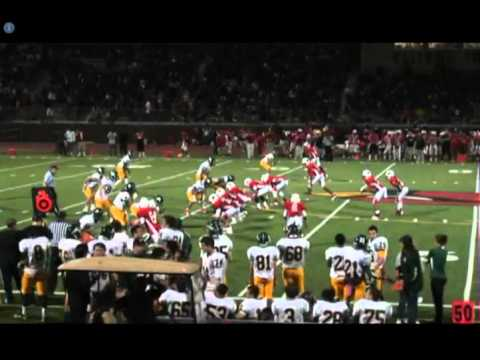 Zachary Brown - Football Highlights - Class of 2014