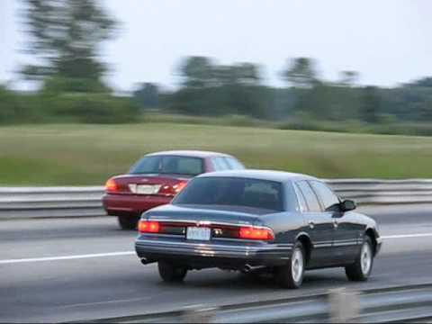 1996 Grand Marquis Vs 2003 Crown Vic
