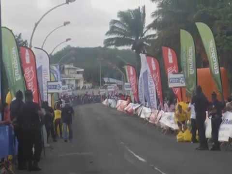 Tour Cycliste International de Martinique 2014 - Europcar Martinique
