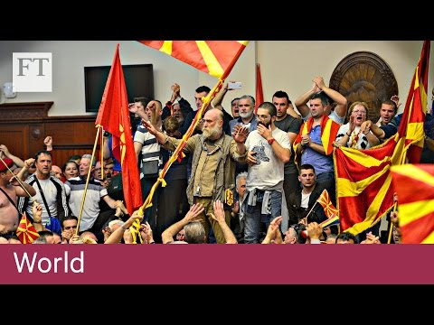 Macedonia in political turmoil | World