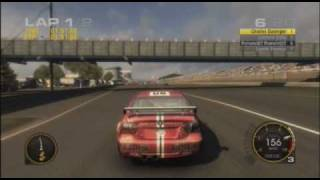 GRID Ps3 Gameplay