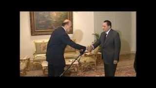 رجل من مصر فيلم وثائقي عن عمر سليمان