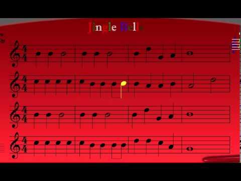 Jingle Bells Recorder