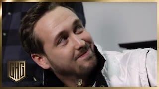(1/2) Subtitled: #GoslingGate: Fake Ryan Gosling Prank | Goldene Kamera 2017 | Circus HalliGalli