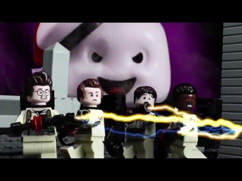 LEGO Ghostbusters in 2 minutes | MonsieurCaron
