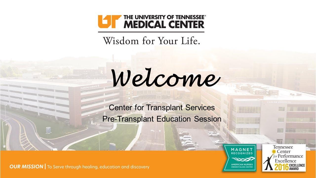 Center For Transplant Services Ut Medical Center